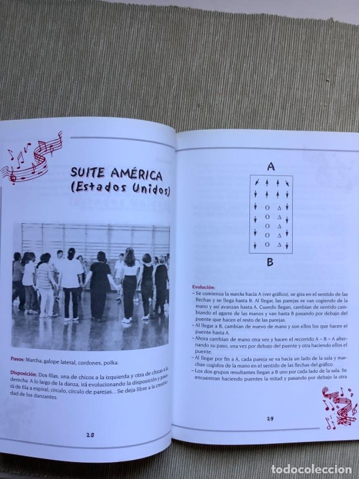 Libros: Libro y CD. Bailes del mundo - Foto 3 - 262262580