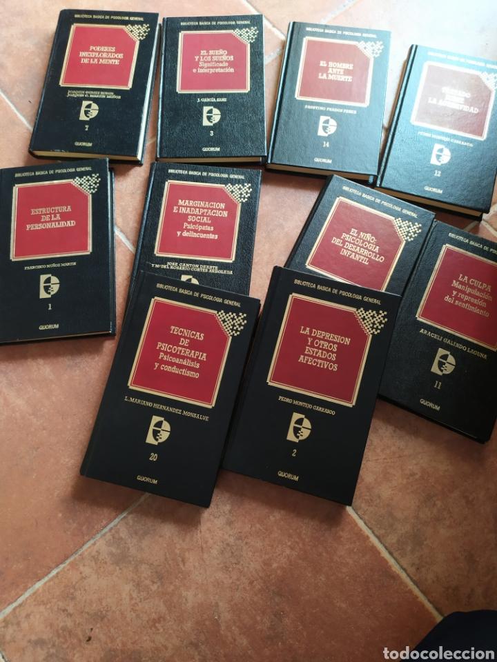 Libros: Colección biblioteca básica de psicología - Foto 7 - 262576330