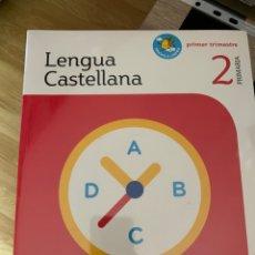 Libros: LENGUA CASTELLANA 2 PRIMARIA. Lote 267191769