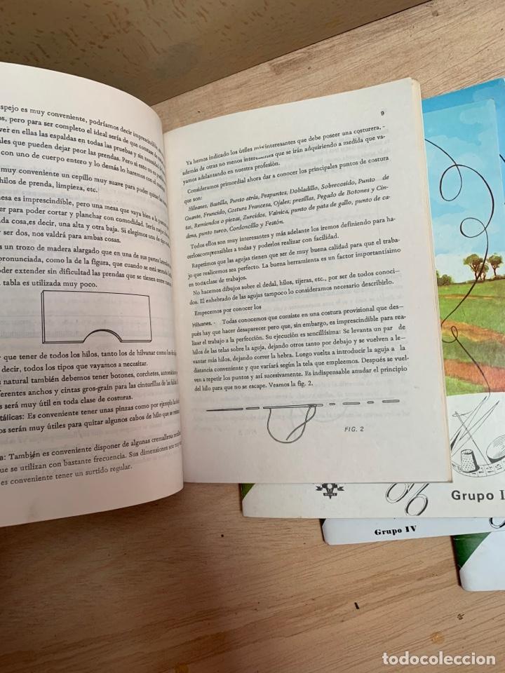 Libros: Curso de corte y confección IET en 5 tomos - Foto 3 - 268881054