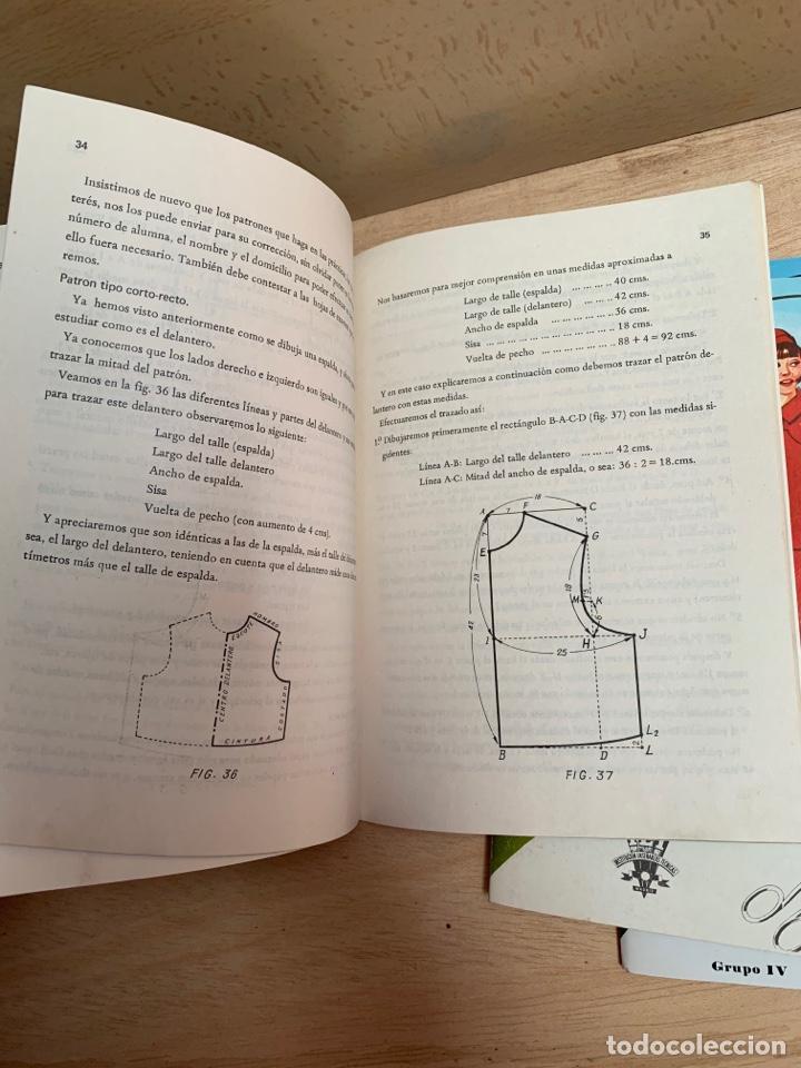 Libros: Curso de corte y confección IET en 5 tomos - Foto 4 - 268881054