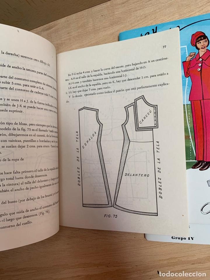 Libros: Curso de corte y confección IET en 5 tomos - Foto 7 - 268881054
