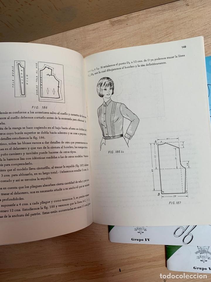 Libros: Curso de corte y confección IET en 5 tomos - Foto 9 - 268881054