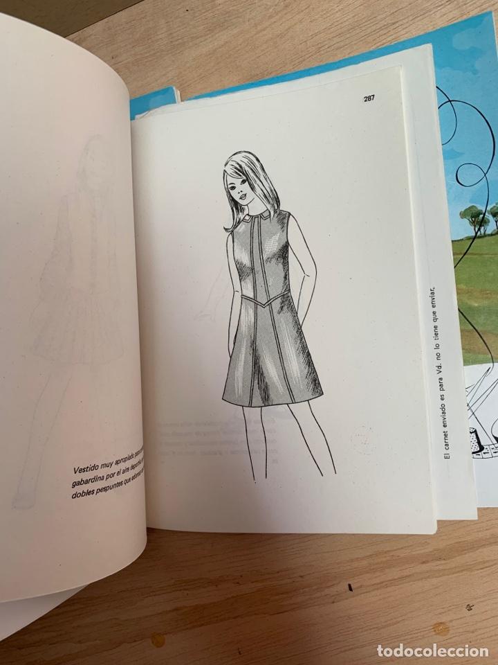 Libros: Curso de corte y confección IET en 5 tomos - Foto 14 - 268881054