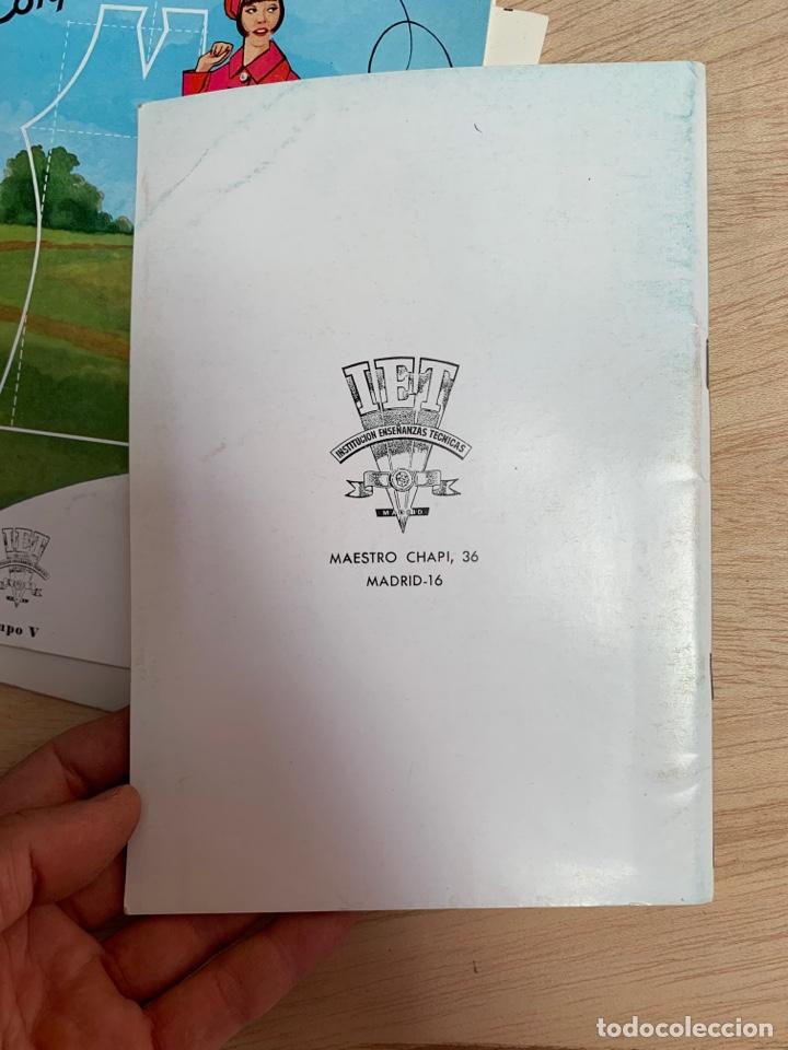 Libros: Curso de corte y confección IET en 5 tomos - Foto 16 - 268881054