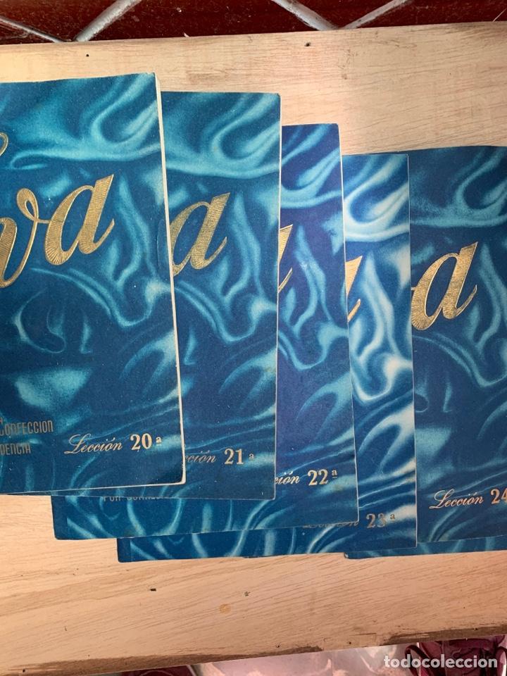 Libros: EVA - Cursos de corte y confección por correspondencia - Academia AEI, San Sebastián. - Foto 2 - 268882619