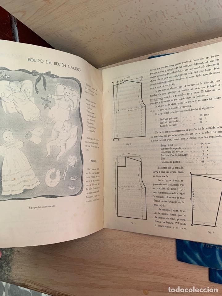 Libros: EVA - Cursos de corte y confección por correspondencia - Academia AEI, San Sebastián. - Foto 5 - 268882619