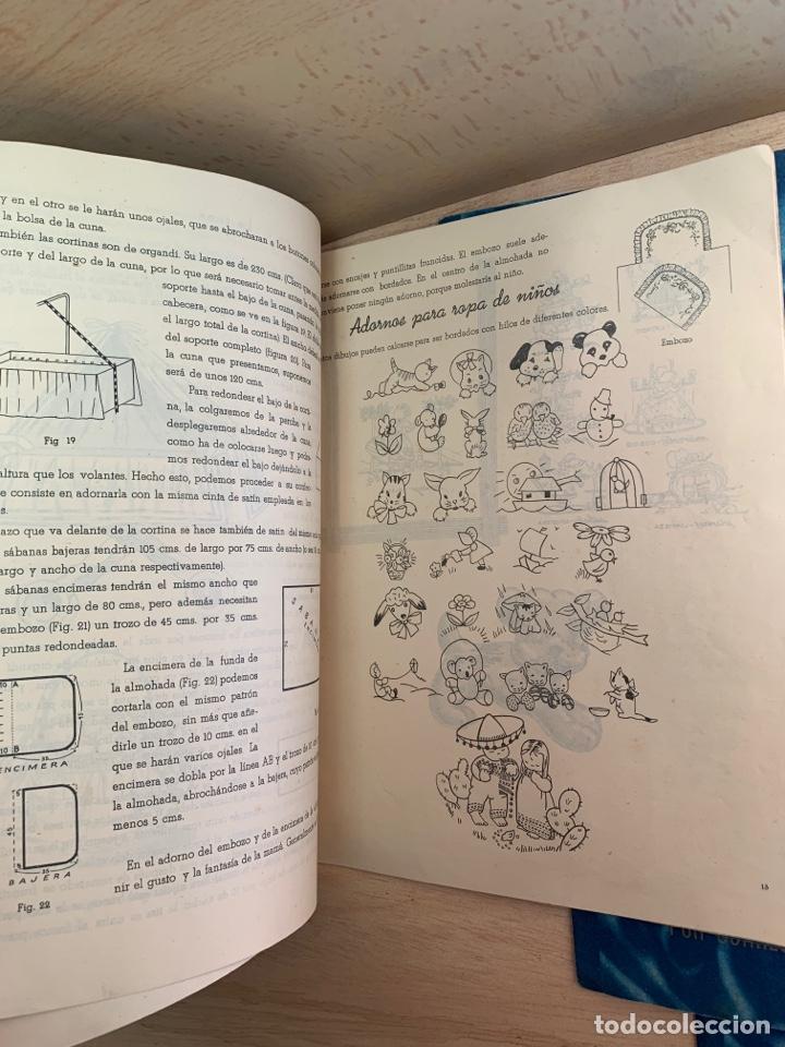 Libros: EVA - Cursos de corte y confección por correspondencia - Academia AEI, San Sebastián. - Foto 6 - 268882619