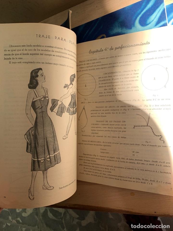Libros: EVA - Cursos de corte y confección por correspondencia - Academia AEI, San Sebastián. - Foto 7 - 268882619