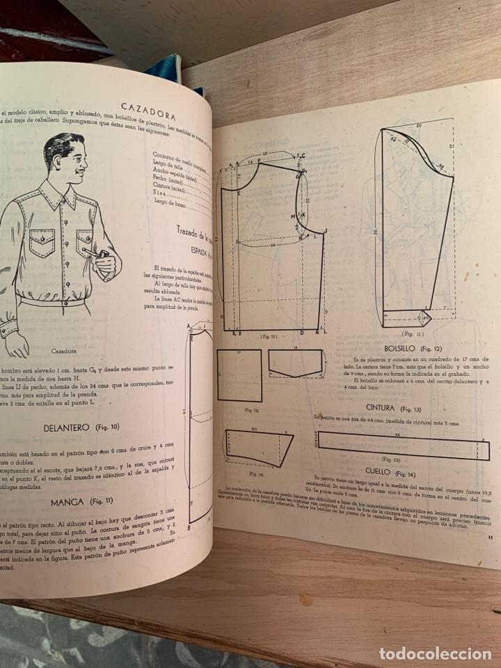 Libros: EVA - Cursos de corte y confección por correspondencia - Academia AEI, San Sebastián. - Foto 10 - 268882619