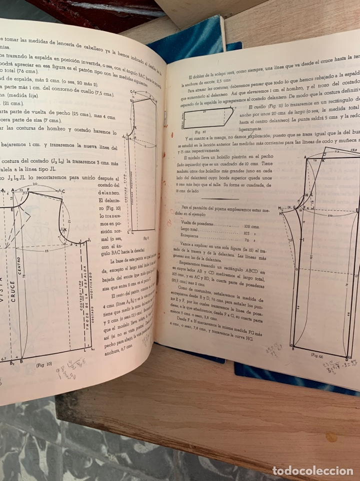 Libros: EVA - Cursos de corte y confección por correspondencia - Academia AEI, San Sebastián. - Foto 13 - 268882619