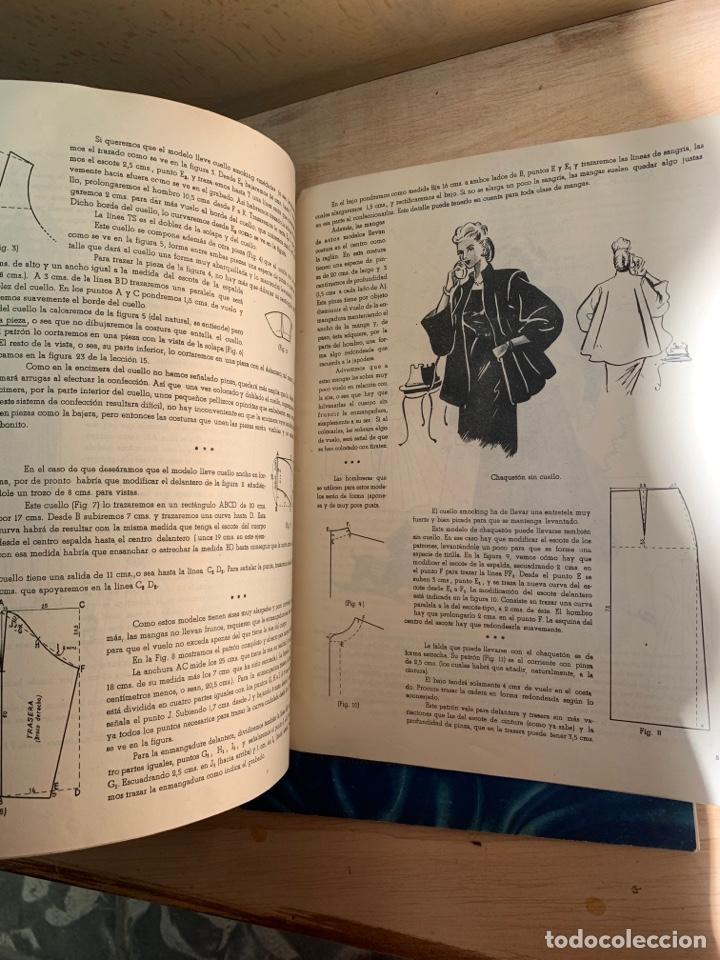 Libros: EVA - Cursos de corte y confección por correspondencia - Academia AEI, San Sebastián. - Foto 15 - 268882619