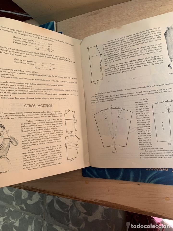 Libros: EVA - Cursos de corte y confección por correspondencia - Academia AEI, San Sebastián. - Foto 16 - 268882619