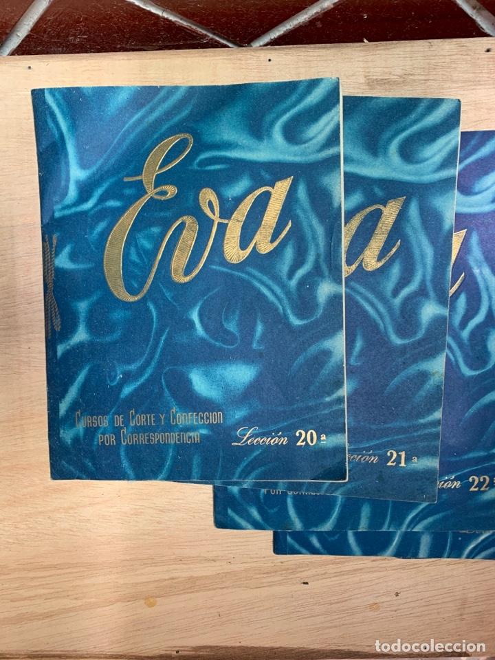 EVA - CURSOS DE CORTE Y CONFECCIÓN POR CORRESPONDENCIA - ACADEMIA AEI, SAN SEBASTIÁN. (Libros Nuevos - Educación - Aprendizaje)