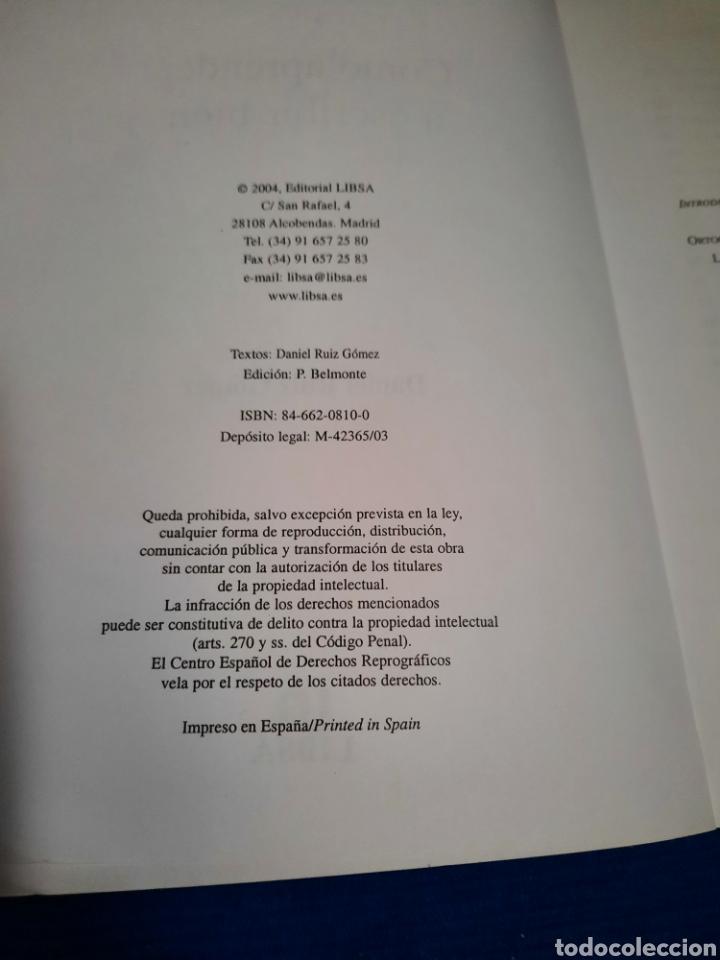 Libros: LIBRO , COMO APRENDER A ESCRIBIR BIEN , DANIEL RUIZ GÓMEZ, EDITORIAL LIBSA, 2004 - Foto 4 - 269976748