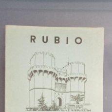 Livros: CUADERNO RUBIO ESCRITURA VERTICAL Nº 11, COMPLETO, SIN USAR, DEPÓSITO LEGAL 1962. Lote 270993713