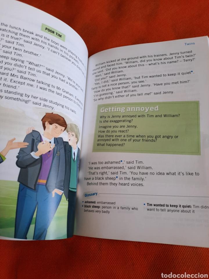 Libros: CURSO DE INGLES.LIBRO +CD Y ALICE IN WONDERLAND CD BY PENGUIN READERS.LEVEL 2.APRENDA INGLES - Foto 5 - 273084673