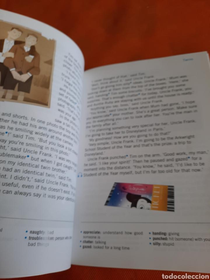 Libros: CURSO DE INGLES.LIBRO +CD Y ALICE IN WONDERLAND CD BY PENGUIN READERS.LEVEL 2.APRENDA INGLES - Foto 6 - 273084673