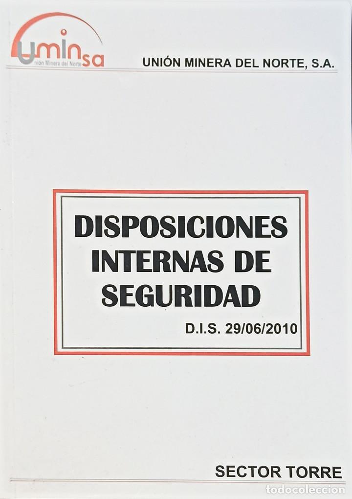 DISPOSICIONES INTERNAS DE SEGURIDAD. SECTOR TORRE. (Libros Nuevos - Educación - Aprendizaje)