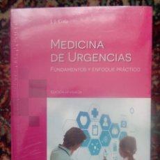 Livros: MEDICINA DE URGENCIAS. Lote 275319758