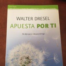 Libros: APUESTA POR LA FELICIDAD DE W DRESEL. Lote 276035503