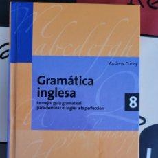 Libros: GRAMÁTICA INGLESA 8. Lote 278585588