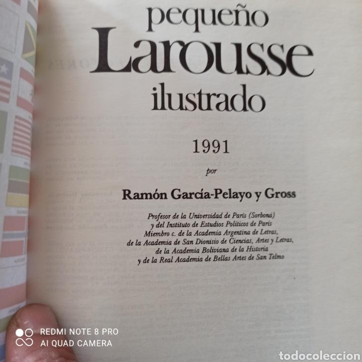 PEQUEÑO LAROUSSE ILUSTRADO (Libros Nuevos - Educación - Aprendizaje)