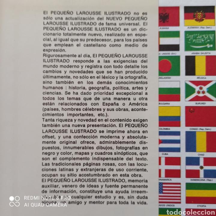 Libros: PEQUEÑO LAROUSSE ILUSTRADO - Foto 5 - 278700013