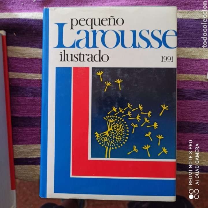 Libros: PEQUEÑO LAROUSSE ILUSTRADO - Foto 2 - 278700013