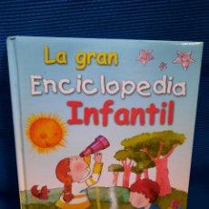 Libros: LA GRAN ENCICLOPEDIA INFANTIL, LIBSA. Lote 282174283