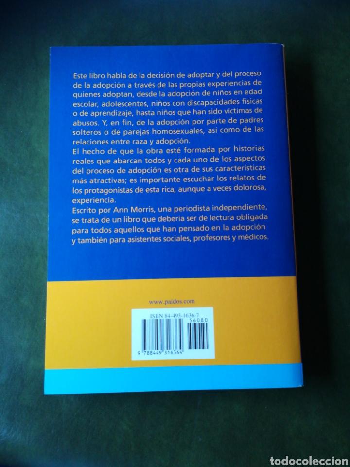 Libros: Libro La experiencia de Adoptar - Foto 2 - 286528073