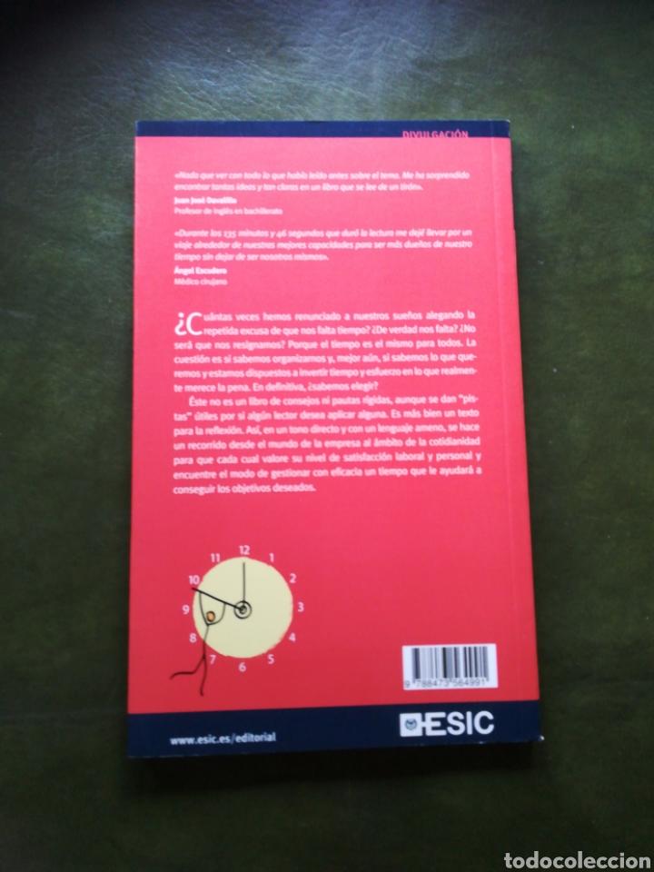 Libros: Libro Controla tu tiempo - Foto 2 - 286528378
