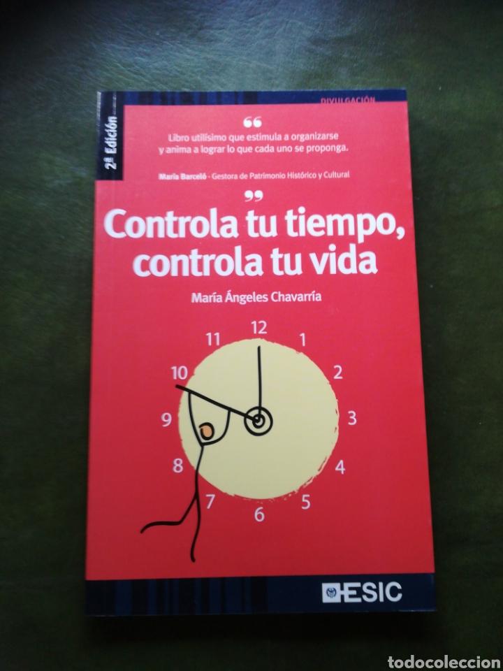LIBRO CONTROLA TU TIEMPO (Libros Nuevos - Educación - Aprendizaje)