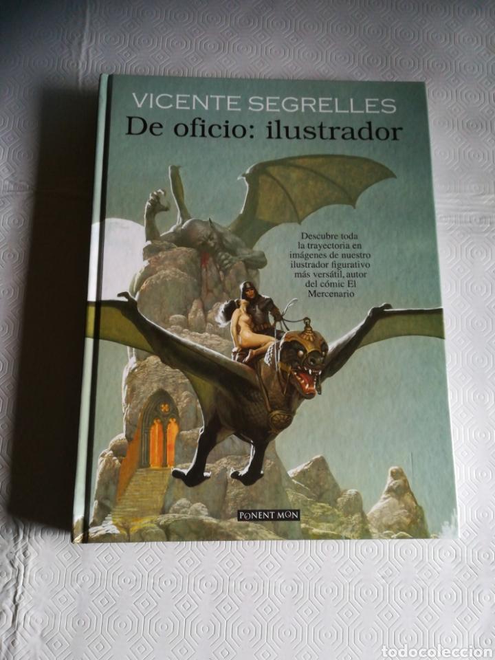 LIBRO DE OFICIO ILUSTRADOR (Libros Nuevos - Educación - Aprendizaje)