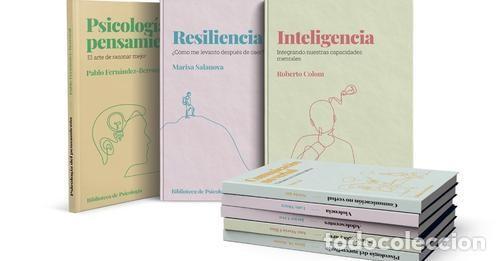 BBILIOTECA DE PSICOLOGÍA. (Libros Nuevos - Educación - Aprendizaje)