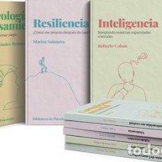 Libros: BBILIOTECA DE PSICOLOGÍA.. Lote 287839398