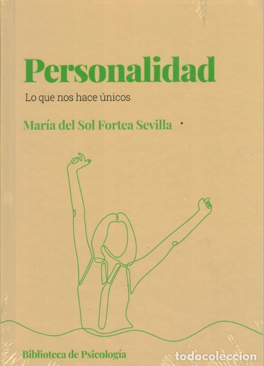 PERSONALIDAD. MARÍA DEL SOL FORTEA SEVILLA. (Libros Nuevos - Educación - Aprendizaje)