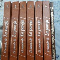 Libros: EL MUNDO DE LA PAREJA. Lote 288377488