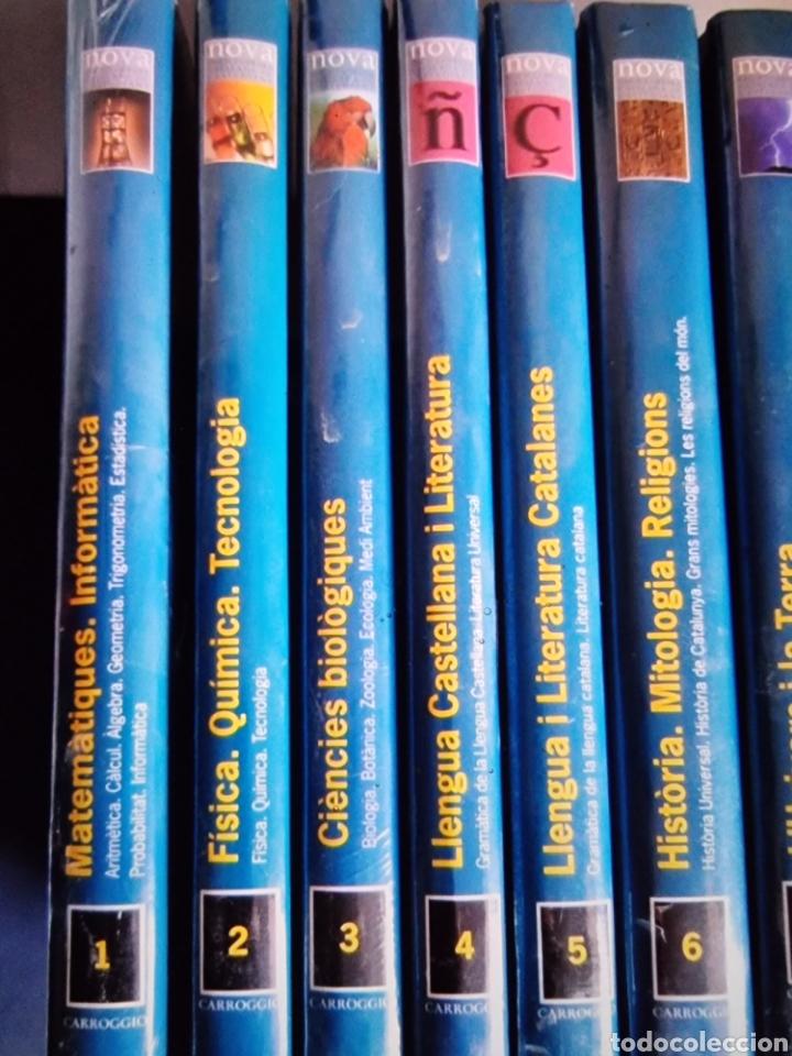 Libros: NOVA enciclopedia Catalana de lestudiant, completa, 11 tomos - Foto 2 - 289001688