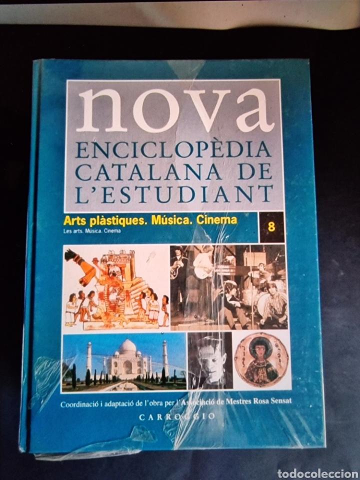 Libros: NOVA enciclopedia Catalana de lestudiant, completa, 11 tomos - Foto 4 - 289001688
