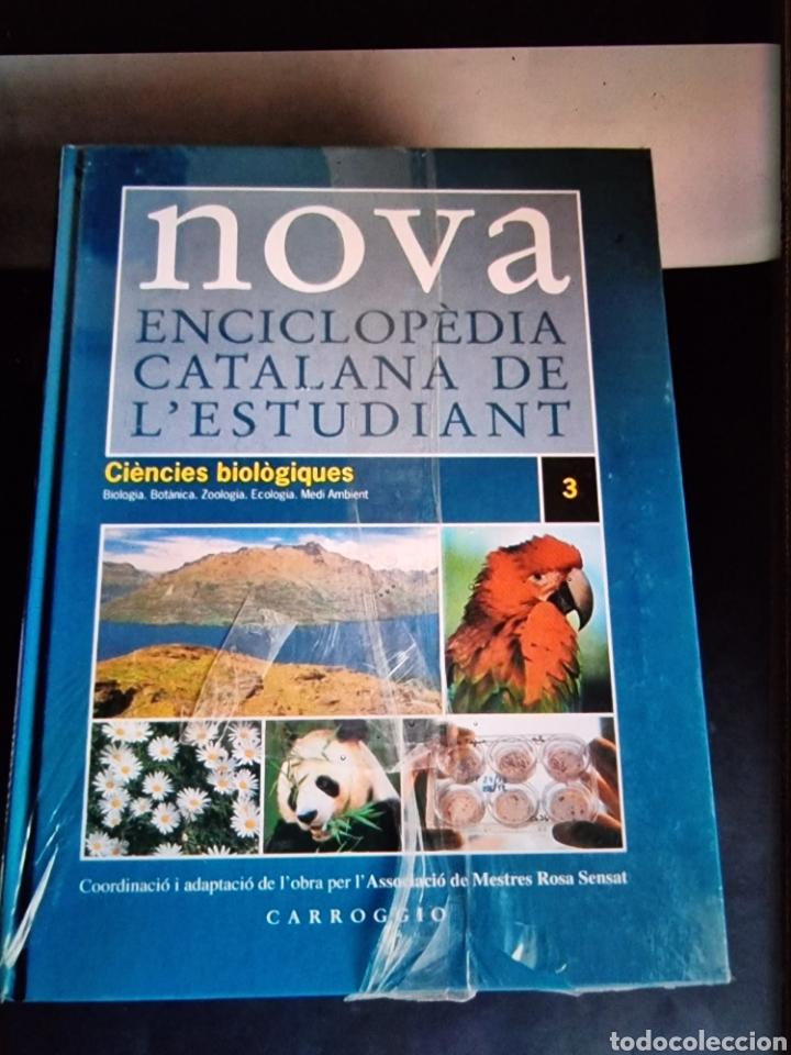 Libros: NOVA enciclopedia Catalana de lestudiant, completa, 11 tomos - Foto 6 - 289001688