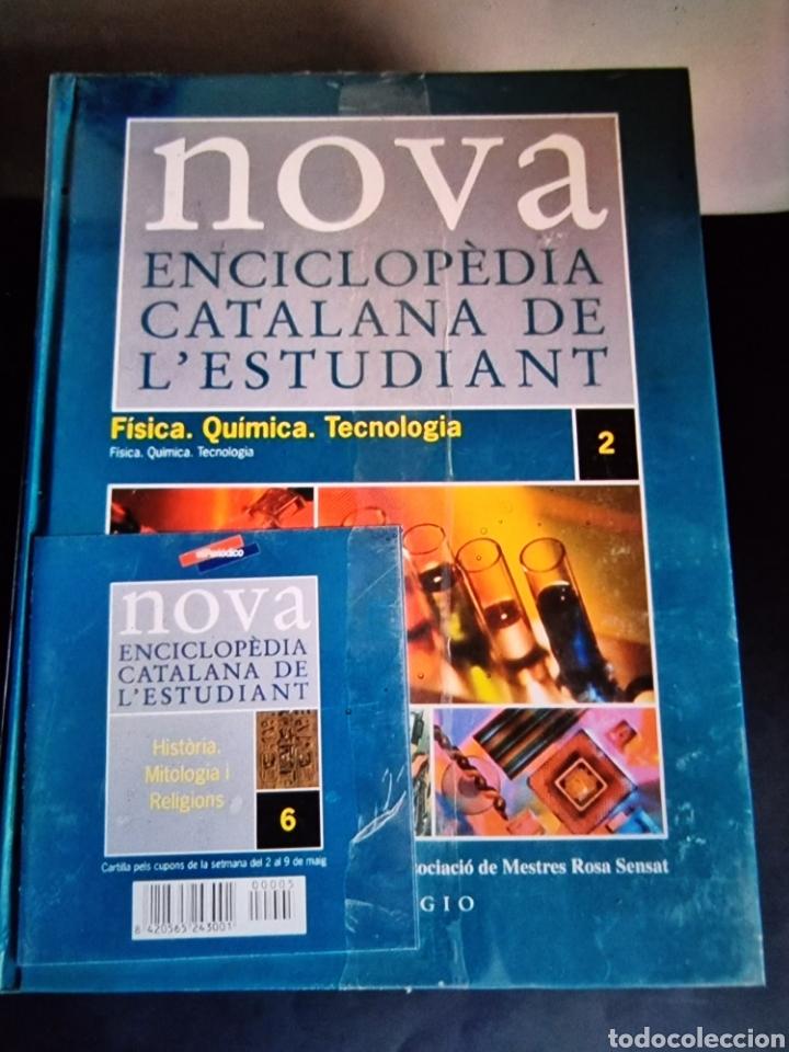 Libros: NOVA enciclopedia Catalana de lestudiant, completa, 11 tomos - Foto 7 - 289001688