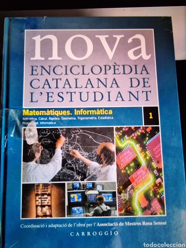 Libros: NOVA enciclopedia Catalana de lestudiant, completa, 11 tomos - Foto 8 - 289001688