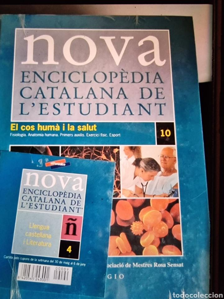 Libros: NOVA enciclopedia Catalana de lestudiant, completa, 11 tomos - Foto 9 - 289001688