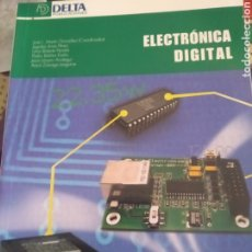 Libros: ELECTRONICA DIGITAL. Lote 291920833