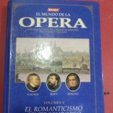 Libros: EL MUNDO DE LA OPERA. Lote 292095453