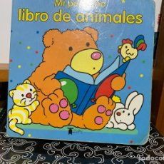 Libros: MI PEQUEÑO LIBRO DE ANIMALES. Lote 293273528