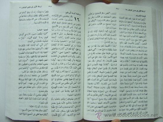 Libros: NUEVO TESTAMENTO EN ARABE - 2007 - TAPA CON DIBUJOS Y LETRAS EN DORADO - Foto 3 - 30225581