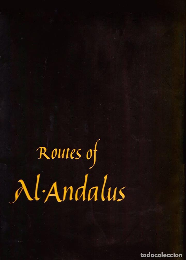 Libros: طرق الأندلس Routes of Al-Andalus. (Árabe-Inglés) - Foto 2 - 71069893