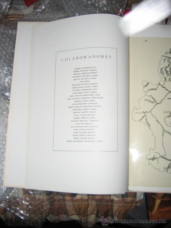 Libros: ATLAS DE PREHISTORIA Y ARQUEOLOGIA ARAGONESAS I. - Foto 2 - 27137519